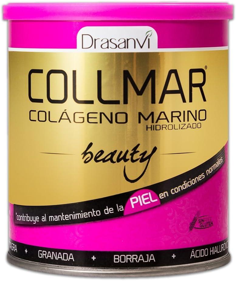Collmar Beauty 275 g – Colágeno marino hydrolysé enzymatiquement ...