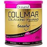 COLLMAR Beauty Colágeno Marino Hidrolizado con Ácido Hialurónico, Vitamina C, Biotina, Aceite de