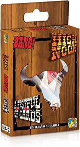 Dv Juegos - ¡Bang! High Noon en Fistful of Tarjetas: Amazon.es ...