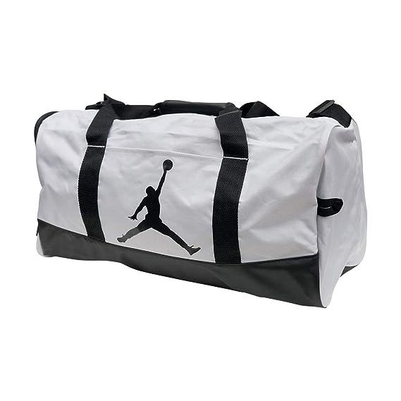 Amazon.com: Nike Air Jordan 8A1913 Jumpman Duffel - Bolsa de ...
