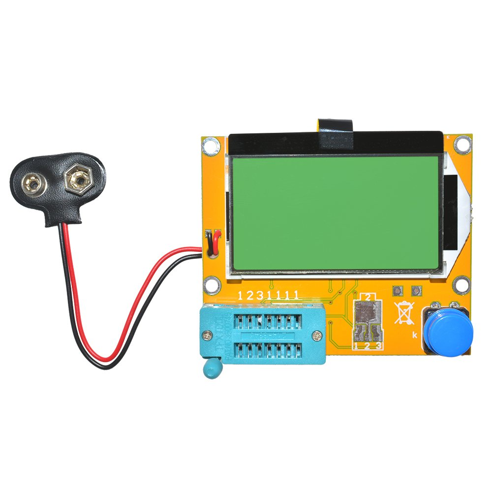 Best Rated In Capacitance Resistance Meters Helpful Customer Antenna Analyzer Lcr Meter For Sale Electroniccircuitsdiagramscom Aideepen Mega328 T4 Transistor Tester Diode Triode Esr Module Mos Pnp