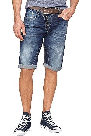fe56639c1a01 Cipo   Baxx Herren Bermuda Jeans Jeanshose (blue used, W31). Der Artikel  ist in ...