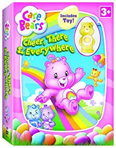 Care Bears: Cheer, There & Everywhere With Easter Toy [DVD]
