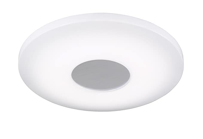 Plafoniere Con Led Integrato : Action by wofi a plafoniera led plastica w integrato