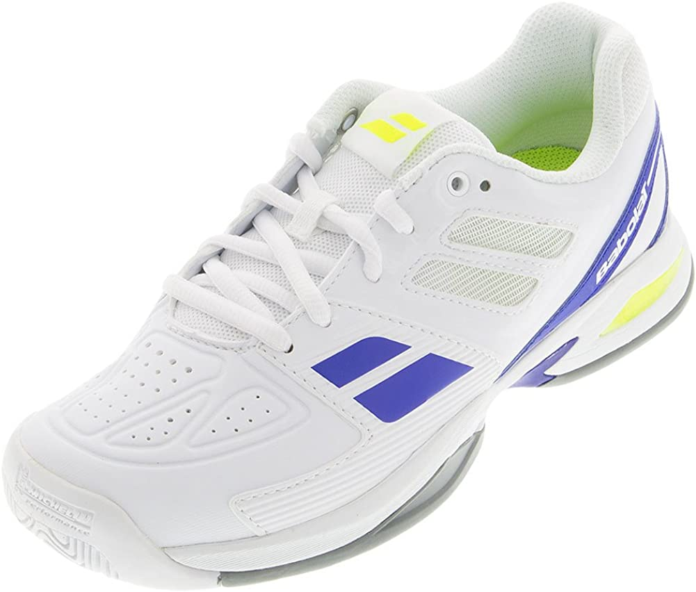 Babolat Propulse Team AC JR- Zapatillas para tenis de niño