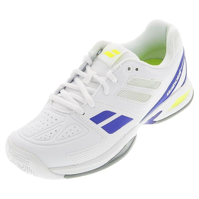 Babolat Propulse Team AC JR- Zapatillas para tenis de niño (32 EU ...