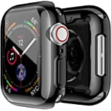 Shinesky Electroplate TPU Screen Protector Case Cover for Apple Watch iWatch Serie 5 44mm