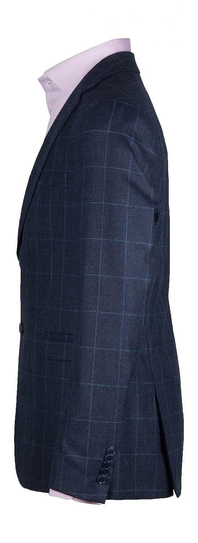 2e721c1617db Drykorn Anzug P-Reims blau - 48: Amazon.de: Bekleidung