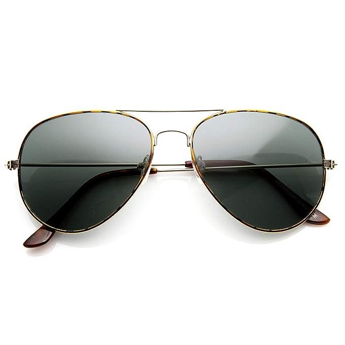 KISS Gafas de sol mod. AIR FORCE 1 estilo Aviatore - para el ...