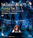 Yuki Kajiura / Fictionjunction - Yuki Kajiura Live Vol.#11 Elemental Tour 2014 2014.04.20 @Nhk Hall + Making Of Live Vol.#11 [Japan BD] VTXL-21