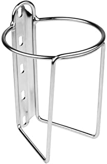 Velo Orange Moderniste MKII Stainless Steel Bicycle Bottle Cage Silver