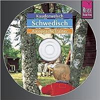 Reise Know-How Kauderwelsch AusspracheTrainer Schwedisch (Audio-CD): Kauderwelsch-CD