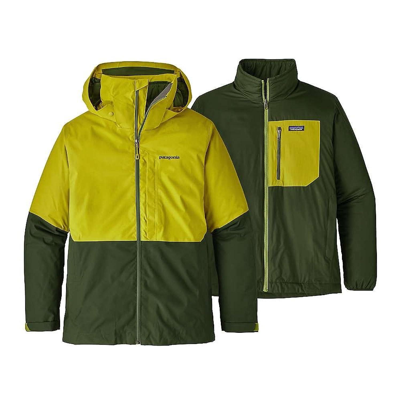 パタゴニア アウター ジャケットブルゾン Patagonia Men's 3-in-1 Snowshot Jacket Fluid Gree 1xl [並行輸入品] B0779NSQ5Y