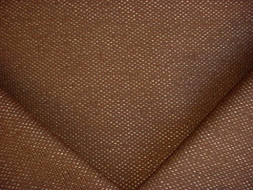 - Abercrombie Textiles Wicker in Wildoats - Heavy Espresso Textured Diamond Designer Upholstery Drapery Fabric - By the Yard