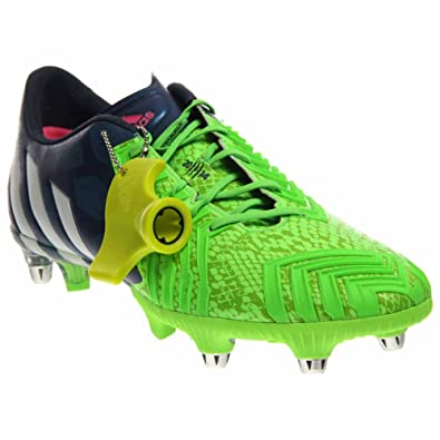 6e886a6a8232 Amazon.com  adidas Predator Instinct Sg Soccer Men s Shoes Size 12.5 ...