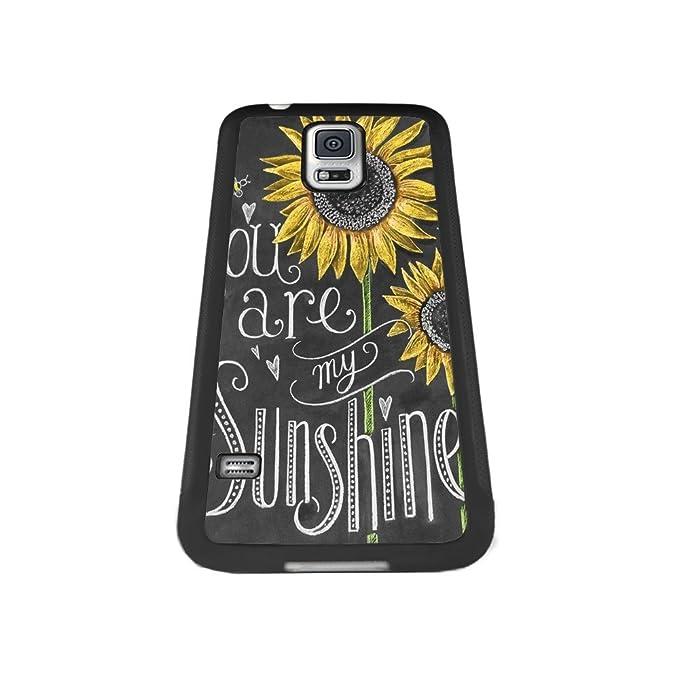 Amazon.com: Carcasa para Samsung Galaxy S5, diseño de patrón ...