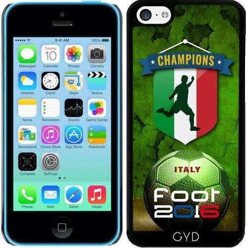 Coque pour Iphone 5c - Pied 2016 Italie by comlaprom