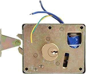 Intelligent Lock, Electronic Door Lock Anti Theft Lock, Rightward Unlo Durable Smart for Anti-theft Smart security