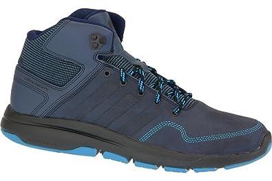 adidas Climawarm Supreme Herren Hightop Sneaker Turnschuhe Blau M22866
