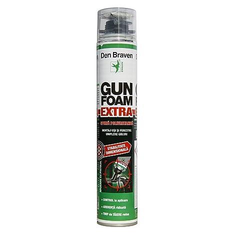 DB den Braven más pistola Espuma Fai Da Te 750 ml unidades de 1pz