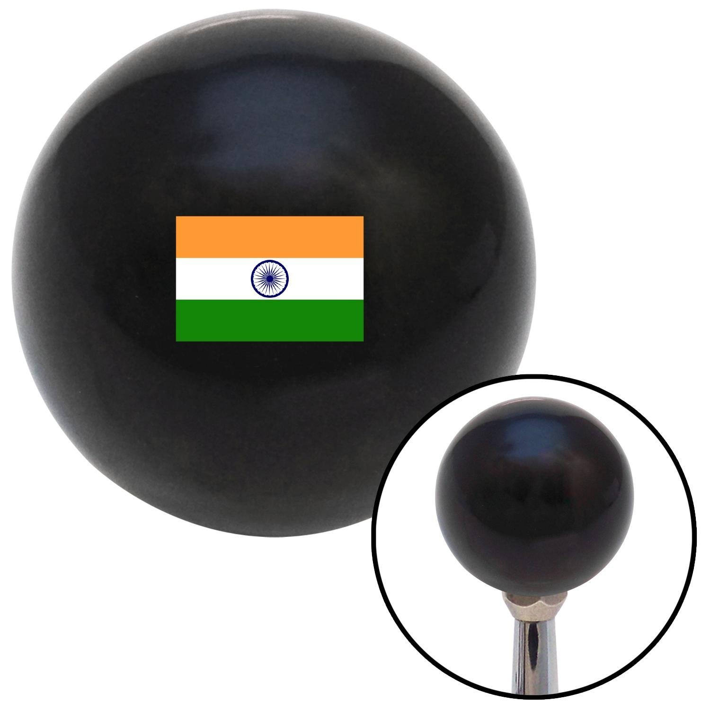 American Shifter 304161 Shift Knob ASCSNX1624788 India Black with M16 x 1.5 Insert