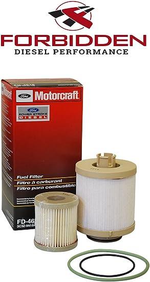 amazon.com: motorcraft fd-4616 fuel filter: automotive  amazon.com