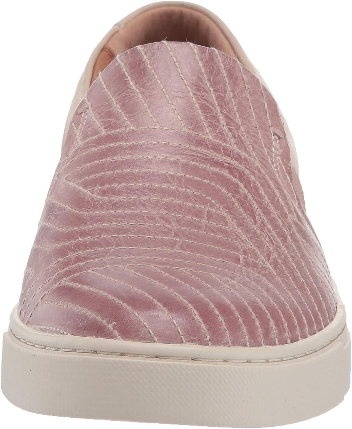 Frye Womens Ivy Stitch Slip on Sneaker