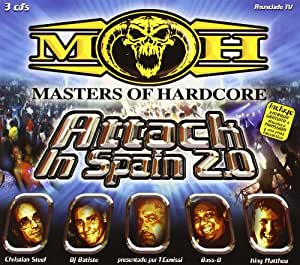 Masters Of Hardcore -Attack In Spain 2.0