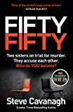 Fifty-Fifty: The Number One Ebook Bestseller, Sunday Times Bestseller, BB2 Between the Covers Book of the Week and…
