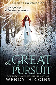 The Great Pursuit (Eurona) by [Higgins, Wendy]