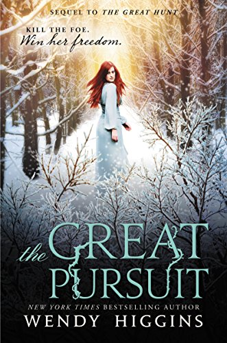 The Great Pursuit (Eurona Trilogy Book 2) cover