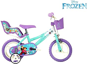 Ciclos Puzone Bicicleta 12 Frozen Dino Bikes Art. 126 RL-fz2 ...