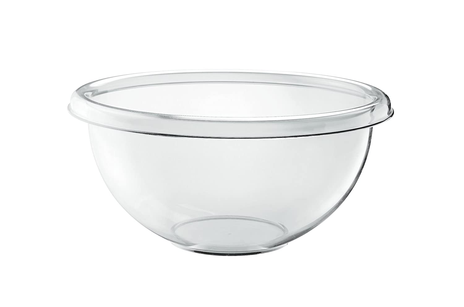 Orange Guzzini Happy Hour 9-1//2-Inch D Salad Bowl