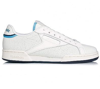 fe53b181e5f6 Reebok NPC UK II Thof BD2884 Herren Schuhe Weiãÿ EU 35 UK 2.5 Hommes  Chaussures Baskets