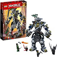 LEGO NINJAGO Masters of Spinjitzu: Oni Titan 70658 Building Kit (552 Piece)