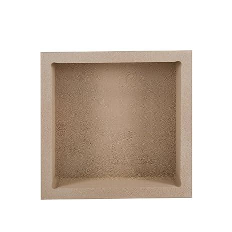 Noble Preformed Square Shower Niche #301 - - Amazon.com