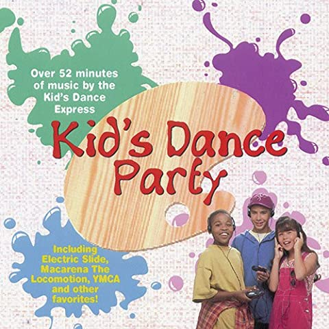 Kid's Dance Express: Kid's Dance Party, Vol. 1 (Music Videos For Party)