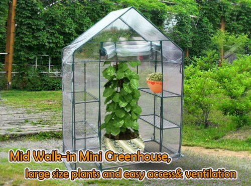 Best Portable Greenhouse : On sale quictent new mini quot x portable green