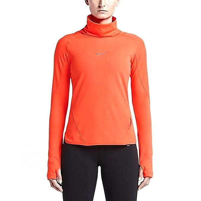 Crimson Amazon Donna Large Aeroreact Bright Maglietta Da Nike XBqxHwnZF