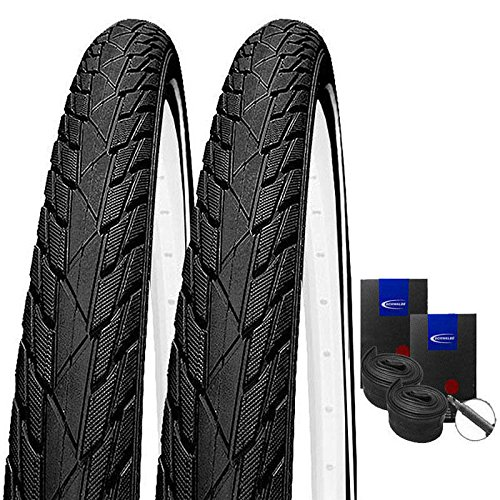 cb6103a6ec3 Set: 2x Impac Streetpac 28 x 1.75 47 - 622 Reflex + Schwalbe Tubes Racing  Type: Amazon.co.uk: Sports & Outdoors