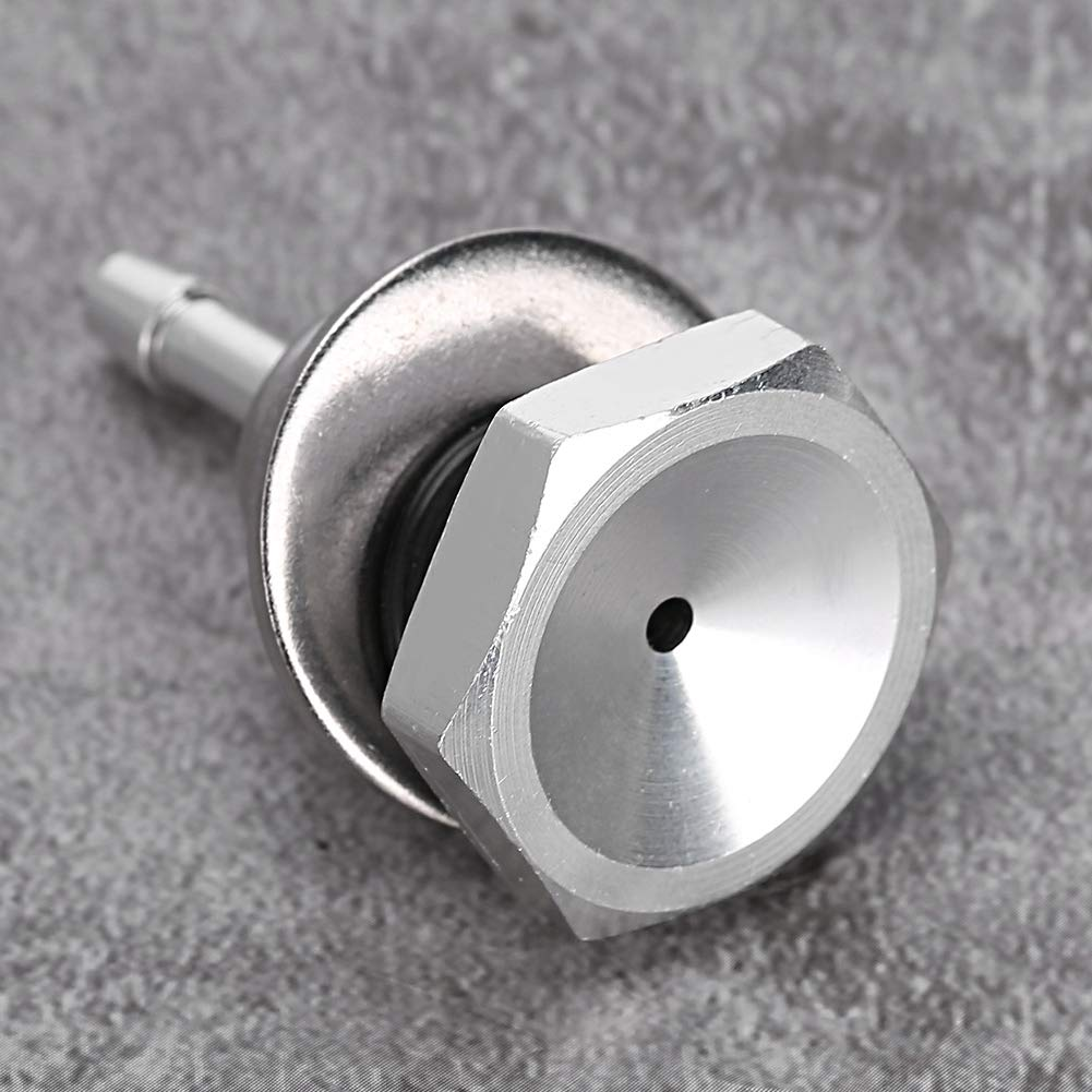 Turbolader Rohrfitting Auto Universal Turbolader Silikon Boost Pipe Schlauchnippel Turbo Vacuum VAC Manometer Fitting TDI