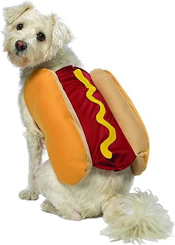 Disfraz de hot dog para perro - XXXL: Amazon.es: Ropa y accesorios
