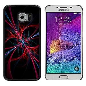Stuss Case / Funda Carcasa protectora - Deep In The Abyss - Samsung Galaxy S6 EDGE