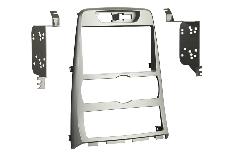 Metra 95-7336S Double DIN Installation Dash Kit for 2010 Hyundai Genesis Goupe (Black) Metra Electronics Corporation