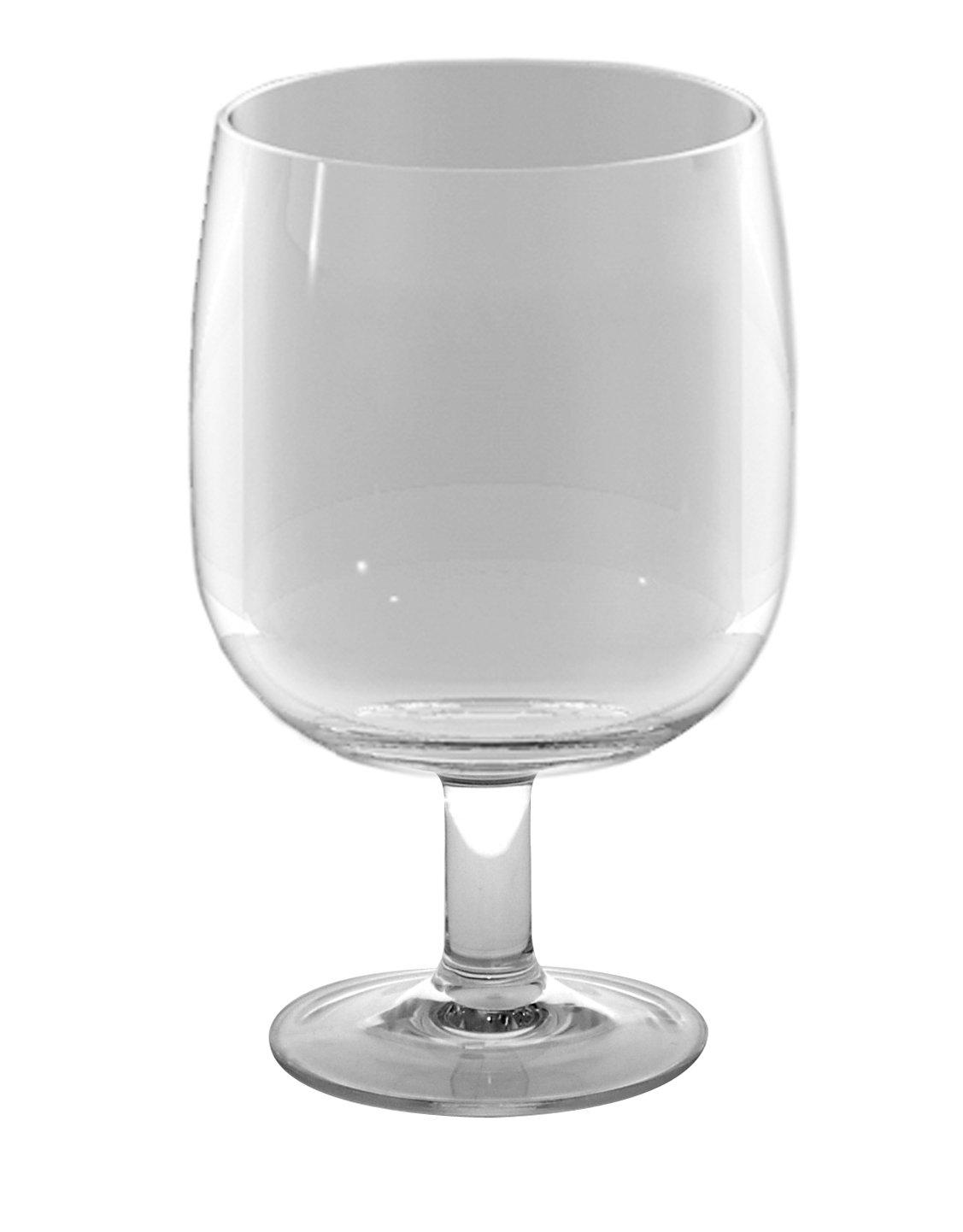 ZAK Designs 1333-600 Stacky - Bicchiere con stelo, 25 cl, colore: Lampone zak!designs