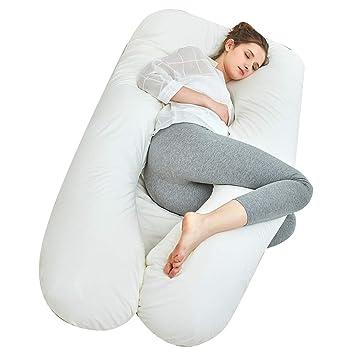 Amazon.com: Joyourbaby - Almohada de maternidad con forma de ...