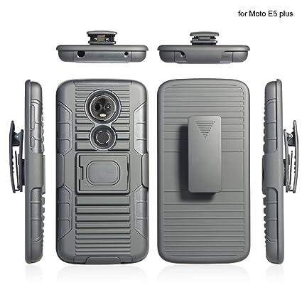 Amazon.com: Para Motorola Moto E5 Plus, Moto E5 +, E Plus 5 ...