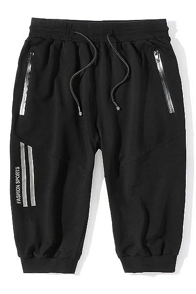 Amazon.com: Mr.Stream - Pantalones cortos de baloncesto para ...