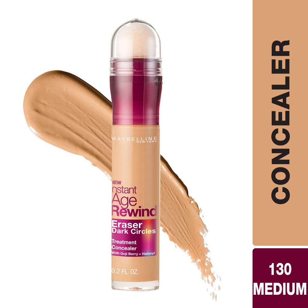Buy Maybelline New York Instant Age Rewind Concealer, Medium, 6g Online at  Low Prices in India - Amazon.in