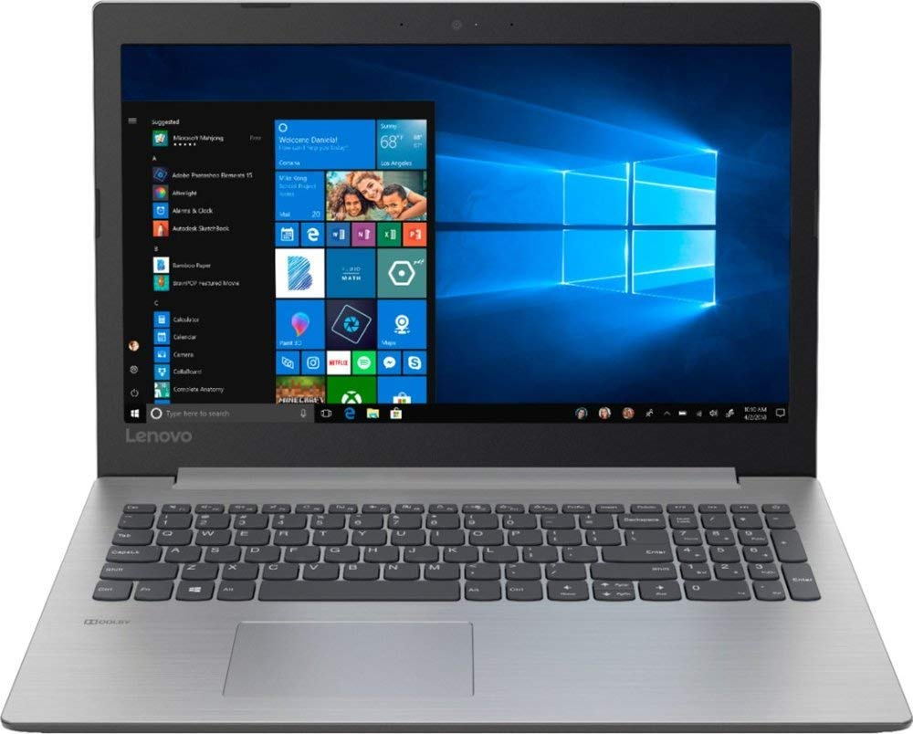 "2019 Lenovo IdeaPad 330 15.6"" Touchscreen Laptop Computer, 8th Gen Intel Quad-Core i7-8550U up to 4.0GHz, 12GB DDR4 RAM, 1TB HDD, DVD-RW, 802.11AC WiFi, Bluetooth 4.1, USB-C, HDMI, Windows 10 Home"